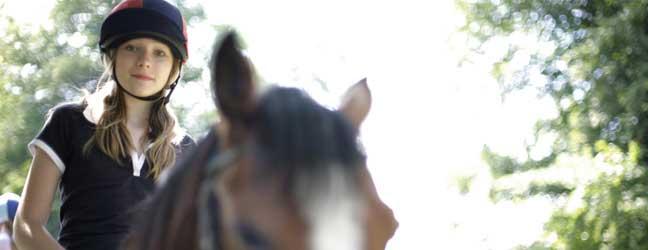 Cours d'Anglais et Equitation pour un enfant