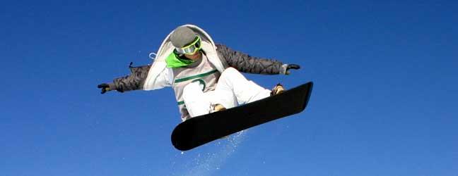 Anglais + Snowboard