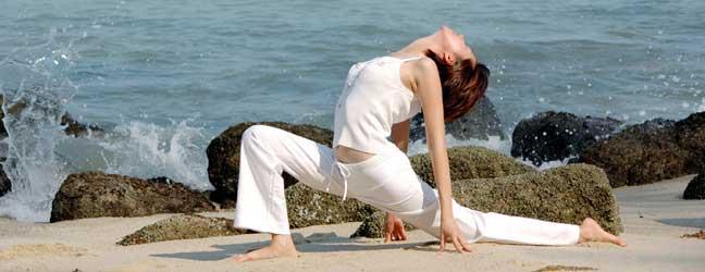 Anglais + Yoga