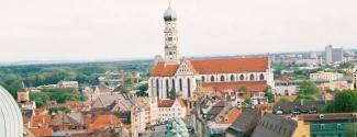 Séjour linguistique en Allemagne Augsbourg