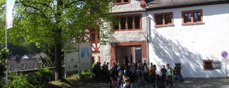 Camp Linguistique Junior en Allemagne - Astur - Diez Junior - Rhénanie-Palatinat
