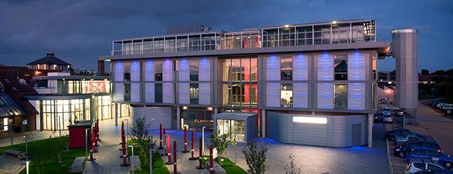 The Arts University Bournemouth - University of Arts (Bournemouth en Angleterre)