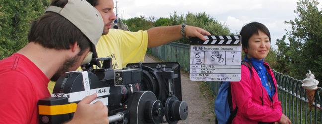 Anglais + Cinéma pour adolescent (Bournemouth en Angleterre)