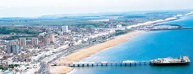 Brighton - Séjour linguistique à Brighton
