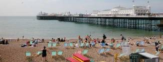 Camp Linguistique Junior en Angleterre Brighton