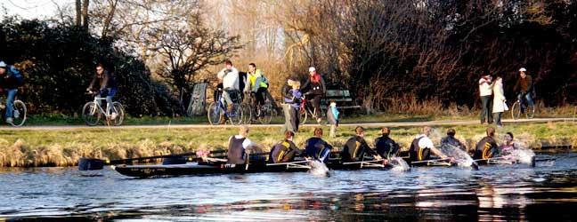 Cambridge (Région) - Immersion chez le professeur à Cambridge