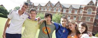 Cours d'Anglais et Trinity College