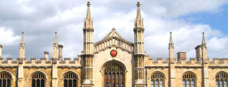 Programmes sur campus en Angleterre pour un étudiant - Corpus Christi College - Junior - Cambridge