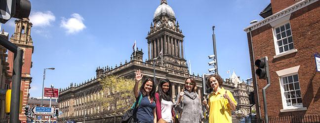 Leeds - Séjour linguistique à Leeds