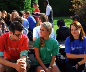 2 - Camp linguistique d'été junior St Clare's Oxford - Banbury Road Campus