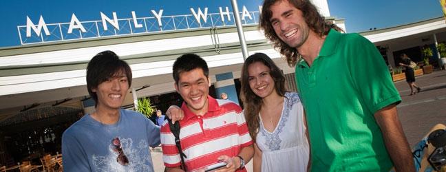Navitas - Australian College of English - Manly pour adolescent (Sydney en Australie)