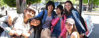 Camp Linguistique Junior au Canada - Séjour linguistique junior GV en Colombie Britannique - Victoria