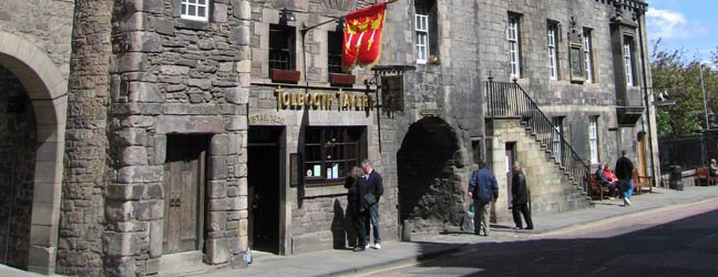 Edimbourg - Séjour linguistique à Edimbourg