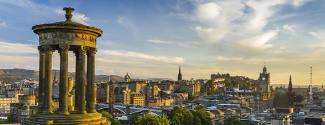 Séjour linguistique en Ecosse - Camp linguistique d'été junior - CES Edinburgh - Edimbourg