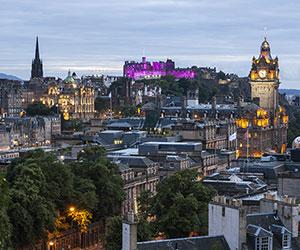 Séjour linguistique Edimbourg Camp linguistique d'été junior - CES Edinburgh - Edimbourg