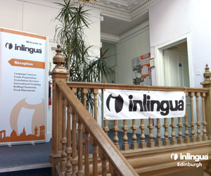 Séjour linguistique Edimbourg Inlingua - Edinburgh - Edimbourg