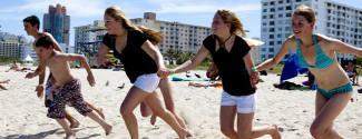 Voyages linguistiques aux Etats-Unis pour un enfant - Camp Junior Fort Lauderdale - Fort Lauderdale