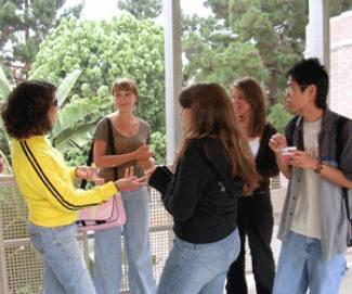 Séjours linguistiques internationaux (aux Etats-Unis)