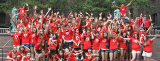 Camp Linguistique Junior aux Etats-Unis - Yale University - New Haven