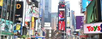 Séjour linguistique aux Etats-Unis New York