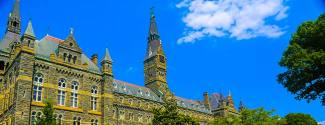 Voyages linguistiques aux Etats-Unis pour un adolescent - Georgetown University - Washington DC - Washington