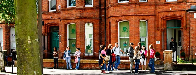 Cours individuels langue des affaires (Belfast en Irlande du Nord)