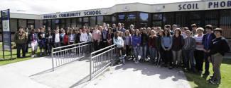 Voyages linguistiques en Irlande pour un enfant - Douglas Community School - Cork