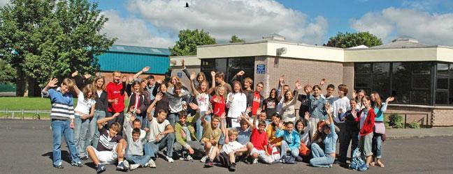Camp linguistique d'été junior - Douglas Community School (Cork en Irlande)