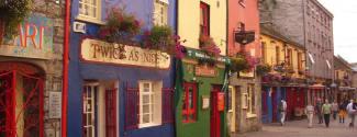 Immersion chez le professeur en Irlande Galway