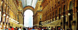 Séjour linguistique pour un professionnel Milan