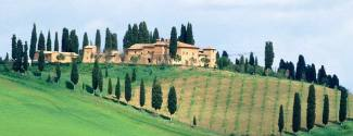 Immersion chez le professeur en Italie Toscane
