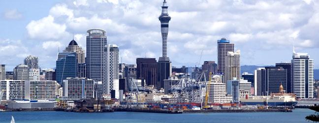 Auckland - Séjour linguistique à Auckland