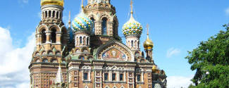 Séjour linguistique pour un professionnel Saint Petersbourg