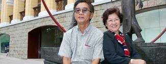 Séjour linguistique en Anglais pour un senior - Immersion chez son professeur - Edimbourg