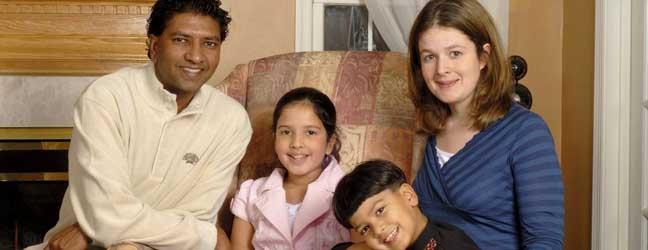 Immersion linguistique en famille - Londres (Région) (Londres en Angleterre)