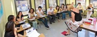 Cours d'Anglais général en école de langues