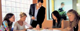 Etudier l'Anglais la langue des affaires en école de langues
