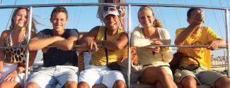 Cours d'Anglais et Sports nautiques pour un adolescent
